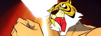 Uomo Tigre - Il Campione