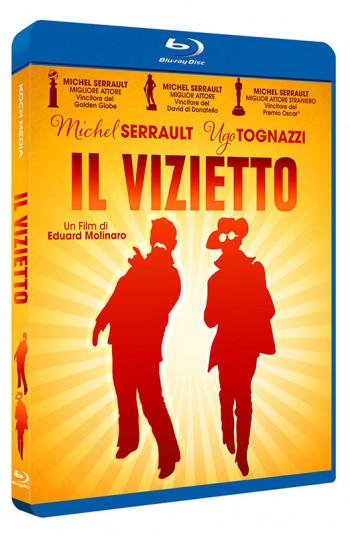 Il Vizietto - La Trilogia - Boxset 3 Blu-ray (Blu-ray)