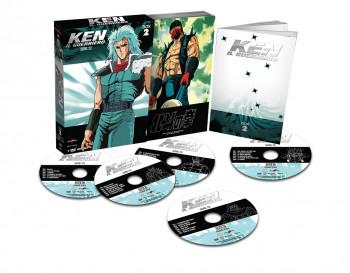 Ken il Guerriero - La Serie - Volume 2 - Boxset 5 DVD (DVD)