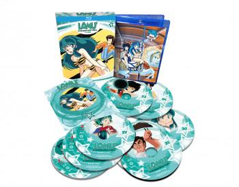 Lamù - La Ragazza dello Spazio - La Serie TV - Volume 4 - 8 Blu-ray (Blu-ray)