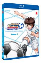 Captain Tsubasa - Volume 1 - Elementary School - Parte 1 - 2 Blu-ray (Blu-ray)