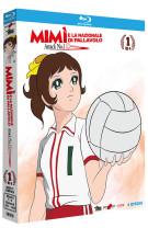 Mimì e la Nazionale di Pallavolo - Volume 1 - Boxset 4 Blu-ray - Serie TV Completa (Blu-ray)