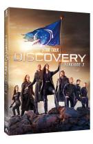 Star Trek: Discovery - Stagione 3 - 5 DVD - Serie TV Completa (DVD)