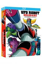 UFO Robot Goldrake - Volume 1 - Boxset 4 Blu-ray (Blu-ray)