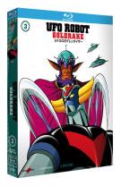 UFO Robot Goldrake - Volume 3 - Boxset 3 Blu-ray (Blu-ray)