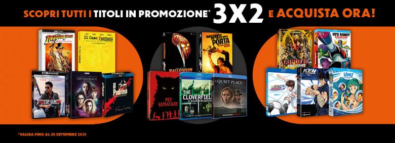 HP Carosello - Promo 3x2