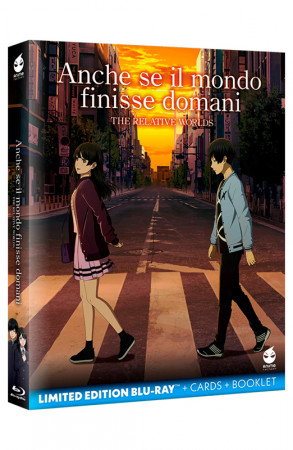 Anche se il Mondo Finisse Domani - The Relative Worlds - Limited Edition Blu-ray + Cards + Booklet (Blu-ray)
