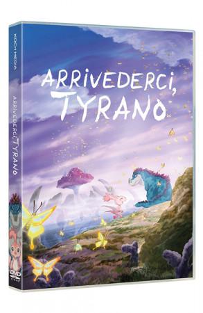 Arrivederci, Tyrano - DVD (DVD)