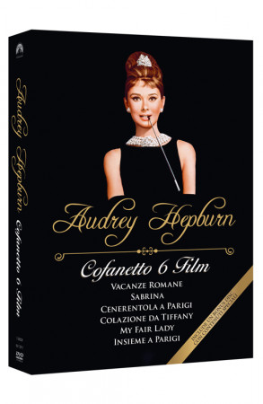 Audrey Hepburn - 6-Movie Collection + Bonus Disc - 7 DVD (DVD)