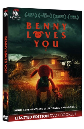Benny Loves You - Limited Edition DVD + Booklet (DVD)