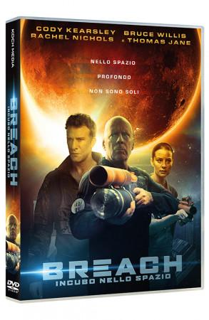 Breach - Incubo nello Spazio - DVD (DVD)