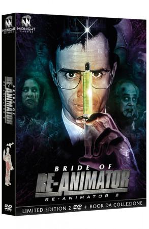 Bride of Re-Animator - Re-Animator 2 - Limited Edition 2 DVD + Book da Collezione (DVD)