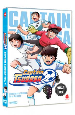 Captain Tsubasa - Volume 1 - Elementary School - Parte 1 - 2 DVD (DVD)