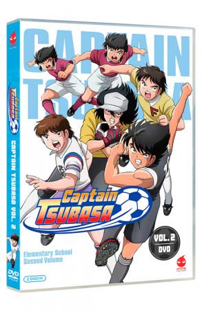 Captain Tsubasa - Volume 2 - Elementary School - Parte 2 - 2 DVD (DVD)