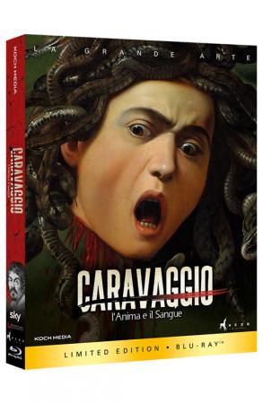 Caravaggio - L'Anima e il Sangue - Limited Edition Blu-ray (Blu-ray)