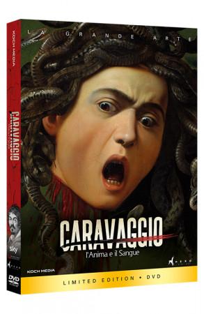Caravaggio - L'Anima e il Sangue - Limited Edition DVD (DVD)