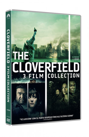 Cloverfield - 3-Movie Collection - 3 DVD (DVD)