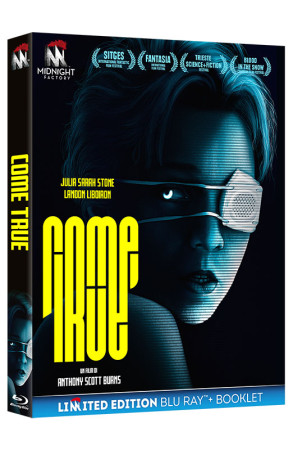 Come True - Limited Edition Blu-ray + Booklet (Blu-ray)