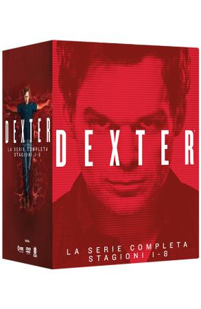 Dexter - La Serie TV Completa - 35 DVD - Stagioni 1-8 (DVD)