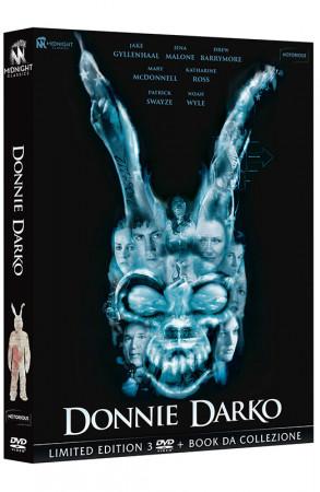Donnie Darko - Limited Edition 3 DVD + Book da Collezione (DVD)