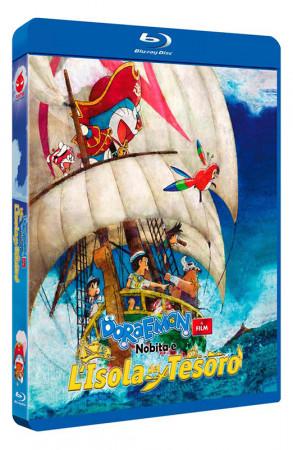 Doraemon - Il Film: Nobita e l'Isola del Tesoro - Blu-ray (Blu-ray)
