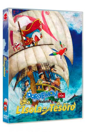 Doraemon - Il Film: Nobita e l'Isola del Tesoro - DVD (DVD)