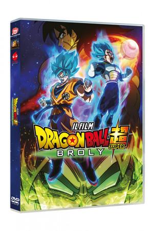 Dragon Ball Super: Broly - Il Film - Standard Edition DVD (DVD)