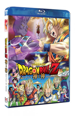 Dragon Ball Z: La Battaglia degli Dei - Blu-ray (Blu-ray)