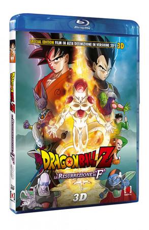 Dragon Ball Z: La Resurrezione di F - Blu-ray (Blu-ray)