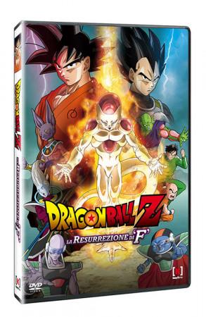 Dragon Ball Z: La Resurrezione di F - DVD (DVD)