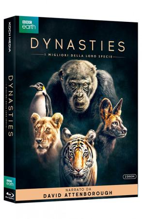 Dynasties - I Migliori della Loro Specie - 2 Blu-ray + Cards da Collezione (Blu-ray)