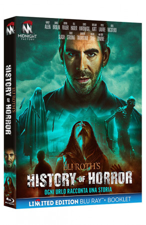 Eli Roth's History of Horror - Stagione 2 - Limited Edition 2 Blu-ray + Booklet (Blu-ray)