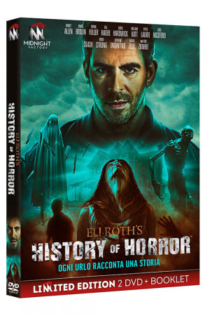Eli Roth's History of Horror - Stagione 2 - Limited Edition 2 DVD + Booklet (DVD)