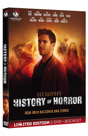 Eli Roth's History of Horror - Limited Edition 3 DVD + Booklet (DVD)