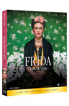 Frida - Viva la Vida - Limited Edition Blu-ray (Blu-ray)