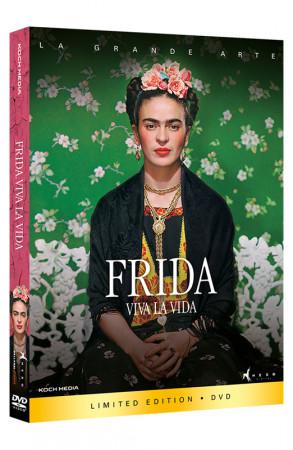 Frida - Viva la Vida - Limited Edition DVD (DVD)
