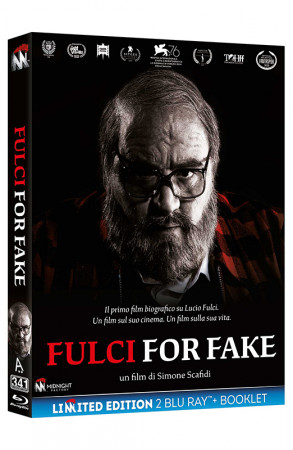 Fulci for Fake - Limited Edition 2 Blu-ray + Booklet (Blu-ray)