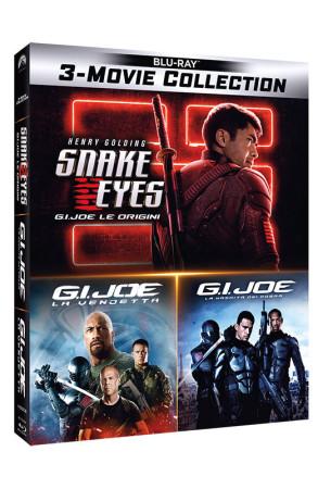 G.I. Joe - 3-Movie Collection - 3 Blu-ray (Blu-ray)