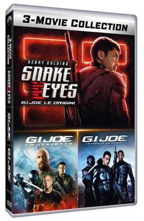 G.I. Joe - 3-Movie Collection - 3 DVD (DVD)