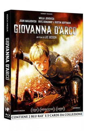 Giovanna D'Arco - 2 Blu-ray + 5 Cards da Collezione (Blu-ray)