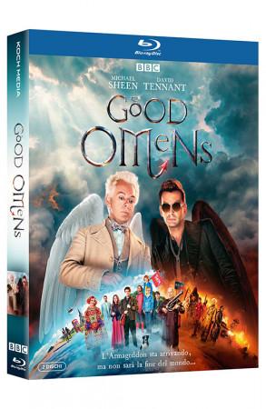 Good Omens - Stagione 1 - 2 Blu-ray (Blu-ray)