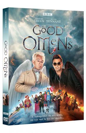 Good Omens - Stagione 1 - 3 DVD (DVD)