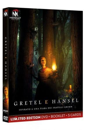 Gretel e Hansel - Limited Edition DVD + Booklet + 5 Cards da Collezione (DVD)