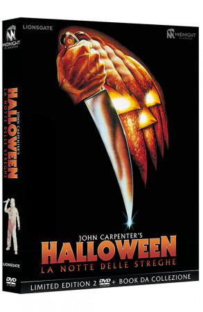 Halloween - La Notte delle Streghe - Limited Edition 2 DVD + Book da Collezione (DVD)