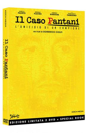 Il Caso Pantani - L'Omicidio di un Campione - Edizione Limitata 2 DVD + Special Book (DVD)