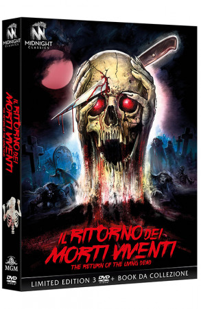 Il Ritorno dei Morti Viventi - Limited Edition 3 DVD + Book da Collezione (DVD)