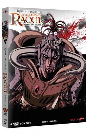 Ken il Guerriero - La Leggenda di Raoul il Dominatore del Cielo - Serie TV Completa - 4 DVD (DVD)