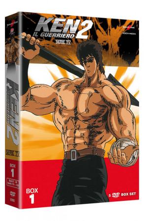 Ken il Guerriero - La Seconda Serie - Volume 1 - Boxset 5 DVD (DVD)