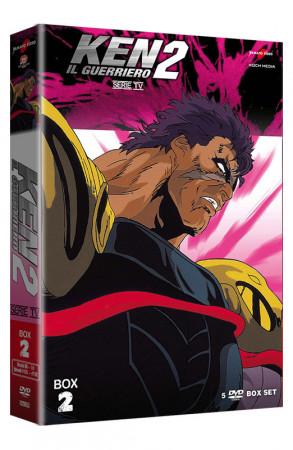 Ken il Guerriero - La Seconda Serie - Volume 2 - Boxset 5 DVD (DVD)