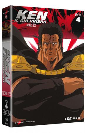 Ken il Guerriero - La Serie - Volume 4 - Boxset 5 DVD (DVD)